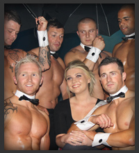 Butlers in the buff Dublin